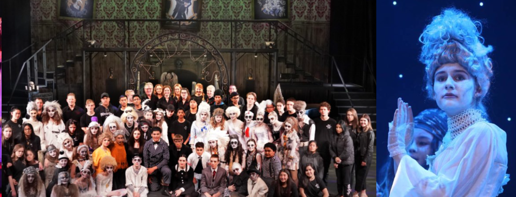 Addams Family Rocks Marian