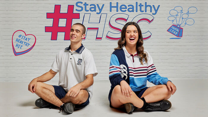 New resources to help HSC students stay healthy